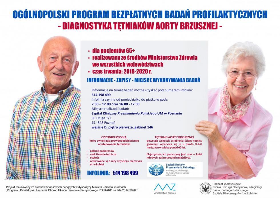 Badania dla Seniorów